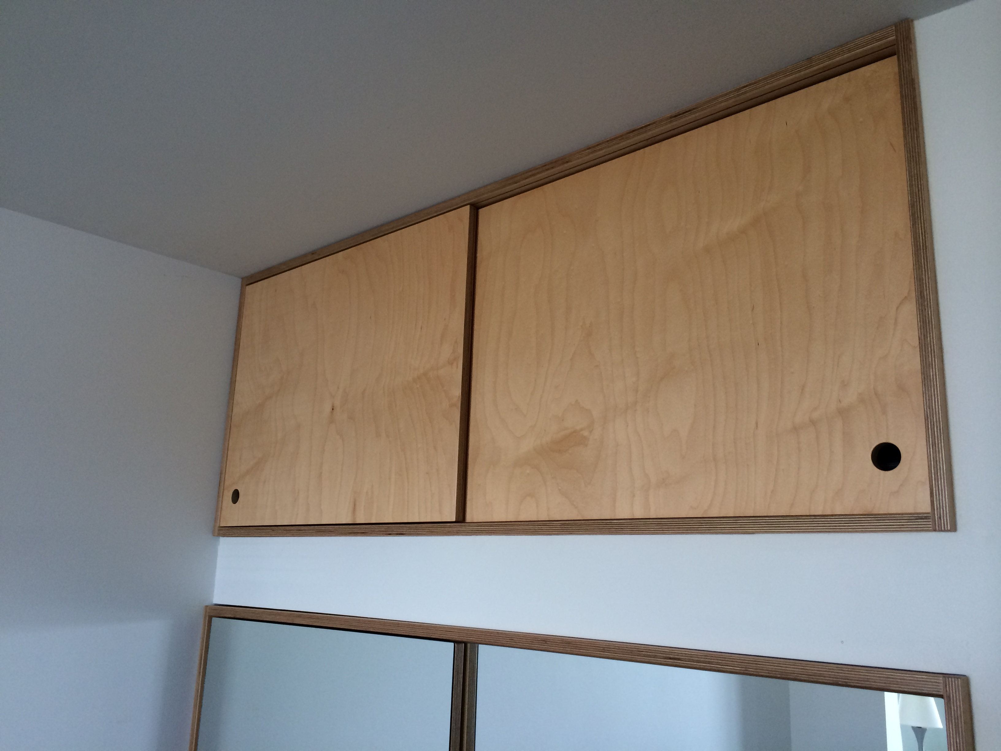 Ross Condo In-wall Cabinet