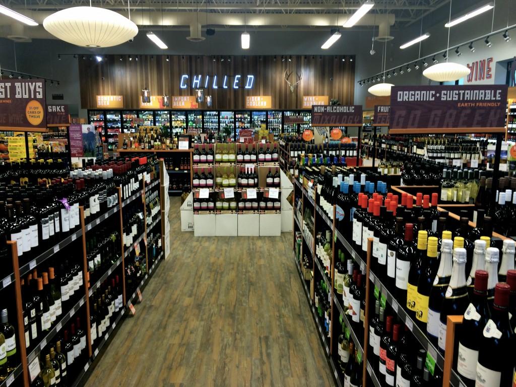 Cascadia Liquor Store